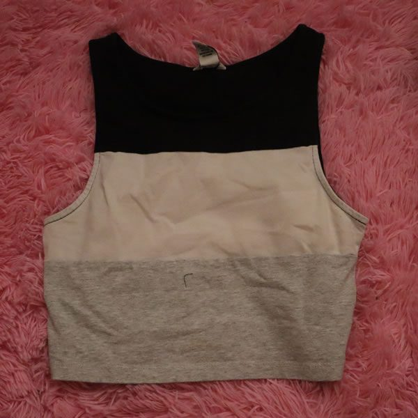 BWG Crop Top