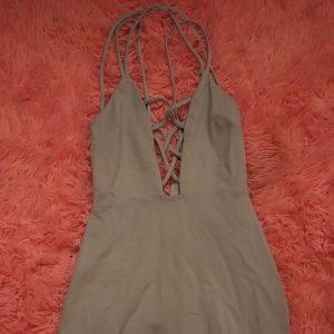 Blue Cross Dress