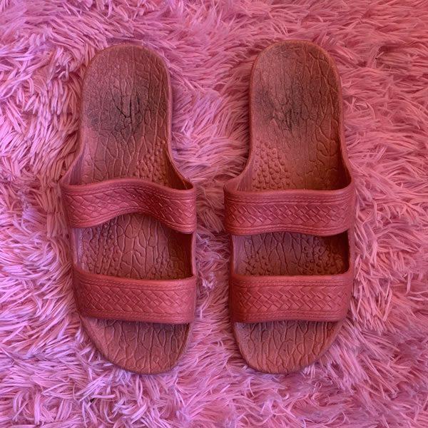 Hawiian Pink Slides