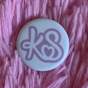 KS Logo Pin