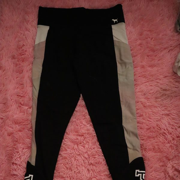 PINK Athletic Pants with Side Strip