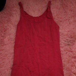 Plain Pink Dress