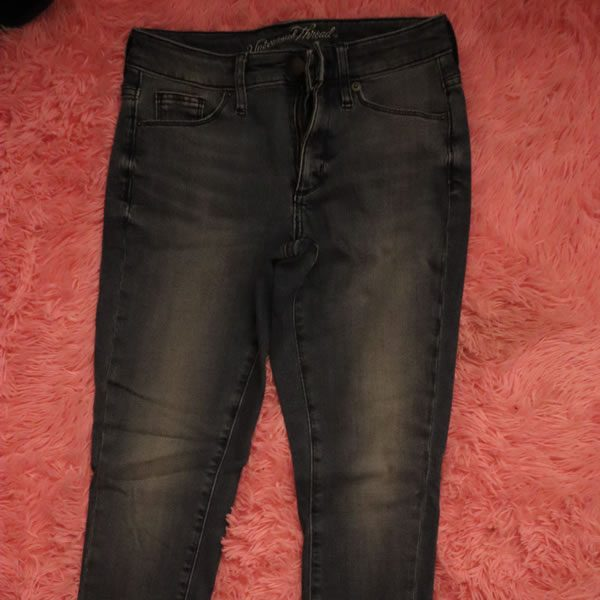 Universal Thread Capri Jeans