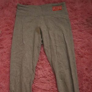 Victoria Sport Grey Pants - Stained
